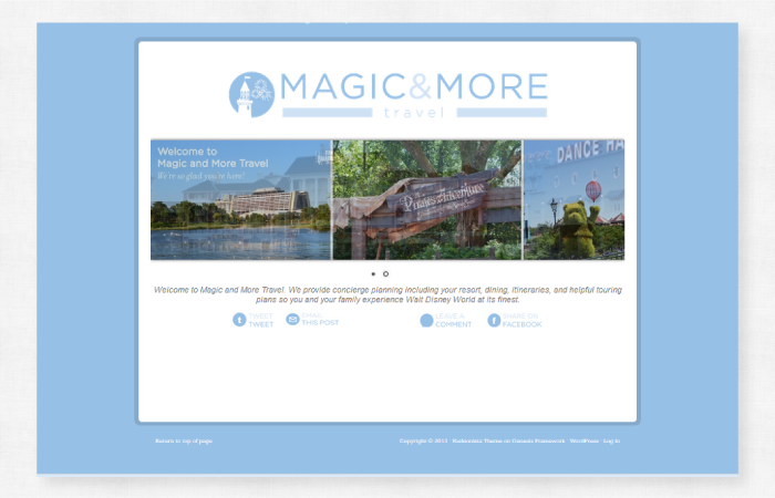 magic and more travel