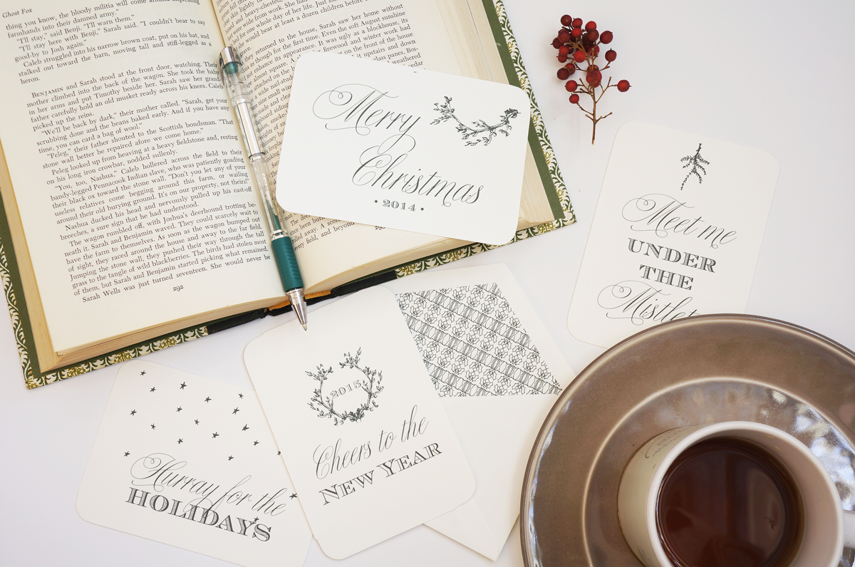 Shop Holiday Cards and Stationery