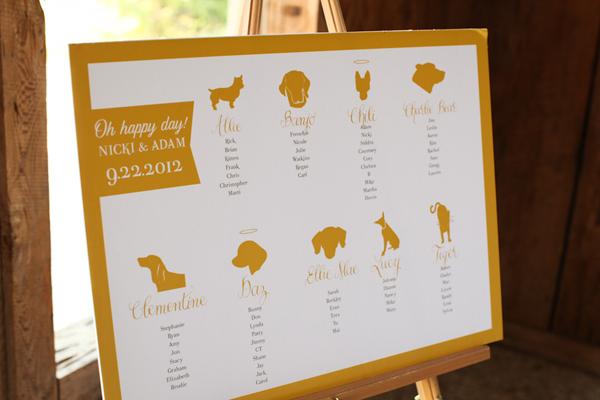 Yellow Wheat Invitation Suite Boone Hall Wedding Invitation