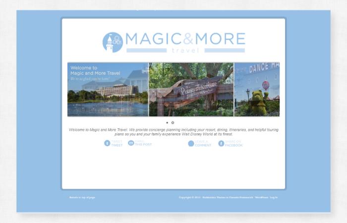 magic and more travel