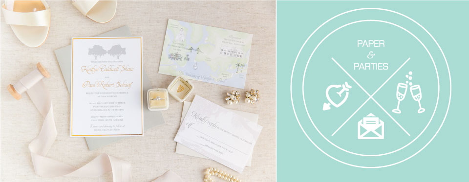 Charleston Sc Wedding Invitations: Wedding Invitations, Charleston Graphic Design, Web Design
